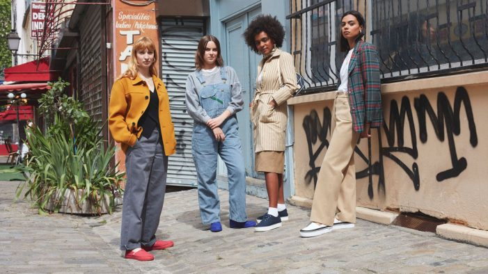 TOMS supports Paris changemakers Gucci Gang with 'Stand for Respect' campaign