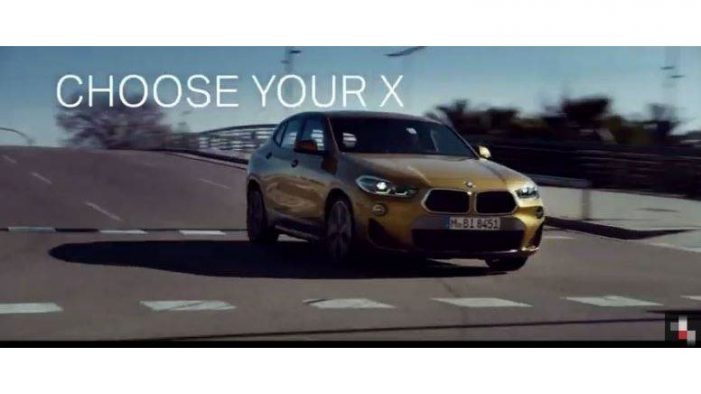 Serviceplan sets the scene for the BMW X Series with 'Choose Your X' campaign