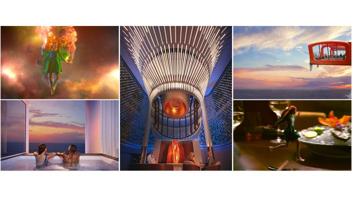 Celebrity Cruises unlocks a world of wonders in new campaign