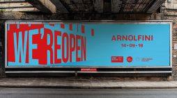 Taxi Studio creates visually vibrant campaign for Arnolfini