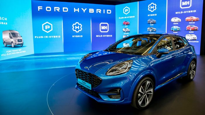 Ford and Imagination launch electrifying festival of movement with 'Go Electric' initiative
