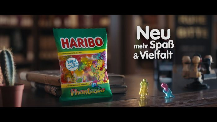 Quiet Storm creates three new Kids Voices films for HARIBO Germany