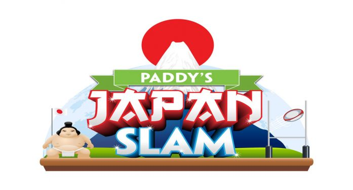 Paddy Power launch new, exclusive 'Japan Slam' web series for the Rugby World Cup