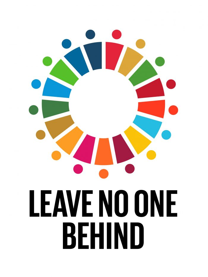 A New Icon For The 2030 Agenda's Most Important Commitment:  To Leave No One Behind