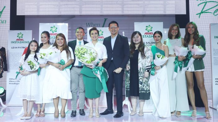 P&G Ariel Philippines launches the first-ever Laundry Musical with Broadway star Lea Salonga