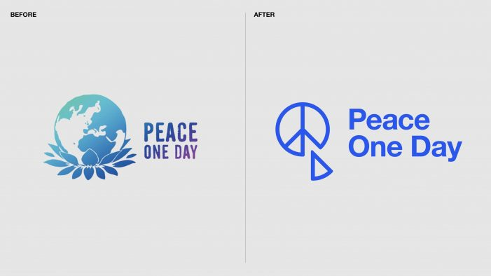 Interbrand launches new brand identity for Peace One Day