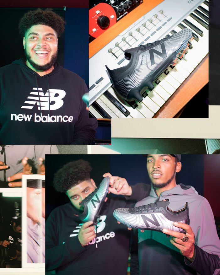 New Balance Launching Limited Edition Tekela Pitch Control Boot With Music Collaboration