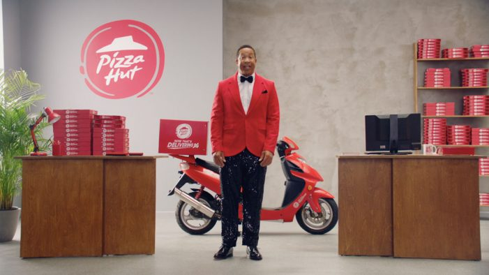 Pizza Hut and Iris launch new campaign highlighting that they still offer better value 