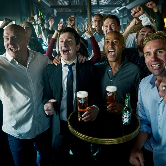 Heineken launches ad for Rugby World Cup 2019 and proves that everybody can become a fan