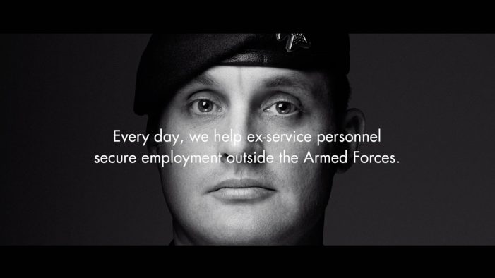The Royal British Legion launches new campaign to highlight range of support services for ex-service personnel