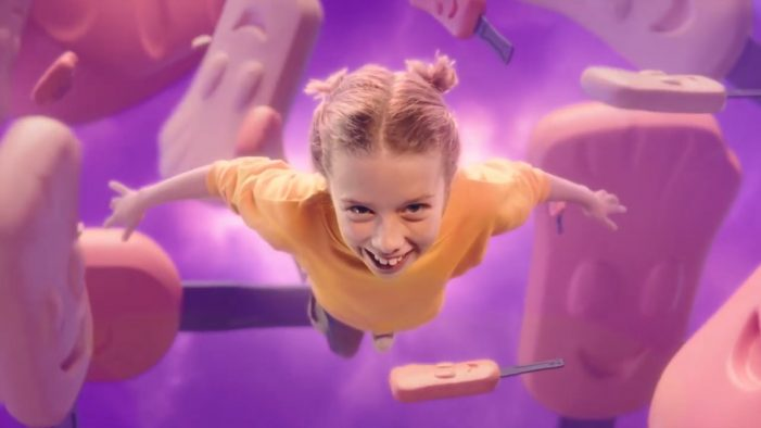 Dive into cheese-fuelled mania in ROTHCO's mind-bending new Strings & Things advert
