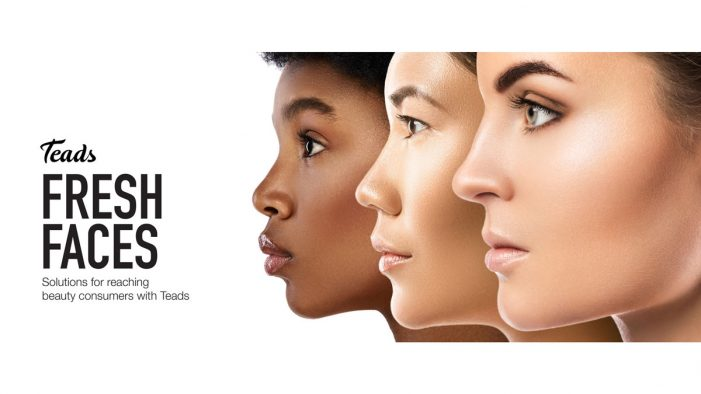 Teads research reveals beauty & skincare consumers prefer sustainable, suitable and inclusive products