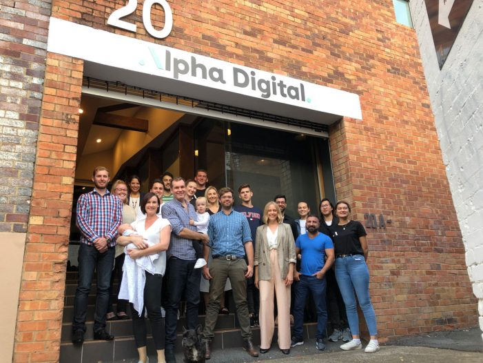 Alpha Digital Launches 360° Graduate Program