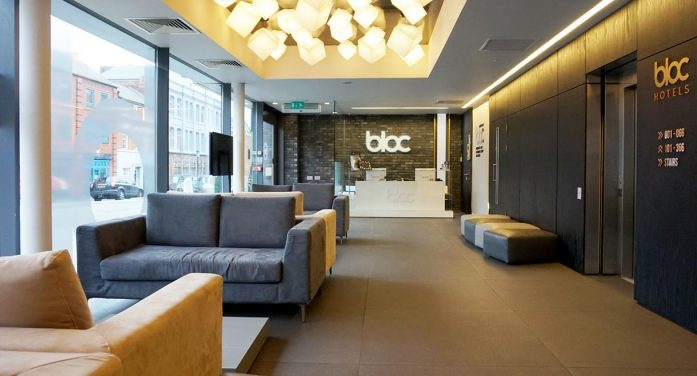 BLOC Hotels appoints Start Design Consultancy to help build their brand as big as its ambitions