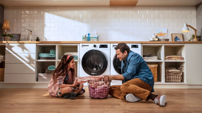 Beko's New Laundry TV Campaign in the UK
