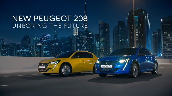 Unboring the Future with Peugeot and BETC