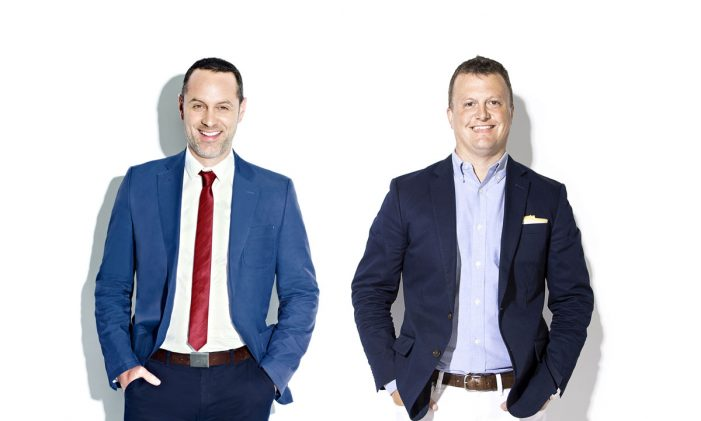 Cossette names Daniel Shearer President, Ontario and West, and Louis Duchesne President, Quebec and East
