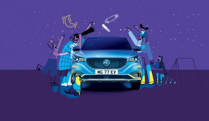 Limegreentangerine unveils new 'Electric For All' TV ad for MG Motor