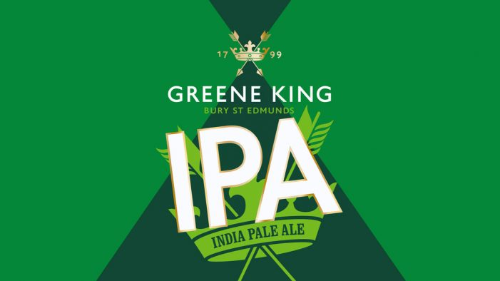 Ziggurat Brands Redesign Greene King's Flagship Beer