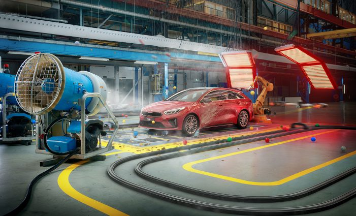 Kia Motors visualises its 7 Year Guarantee in new campaign video