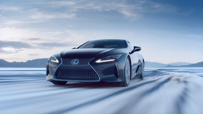 New high-octane films by The Grand Tour's Kit Lynch-Robinson give a unique perspective to Lexus hybrids
