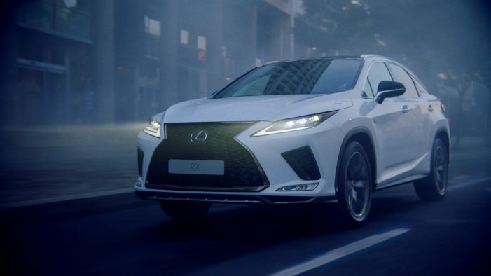 In a world that's constantly changing, Lexus Europe asks, what does power mean to you?