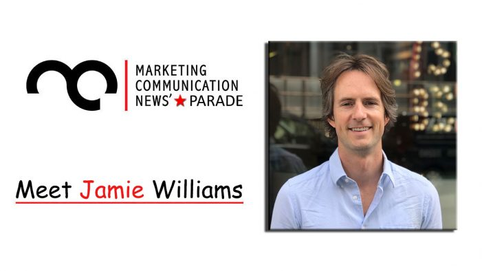 MarComm's Star Parade: Meet Jamie Williams