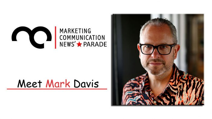 MarComm's Star Parade: Meet Mark Davis
