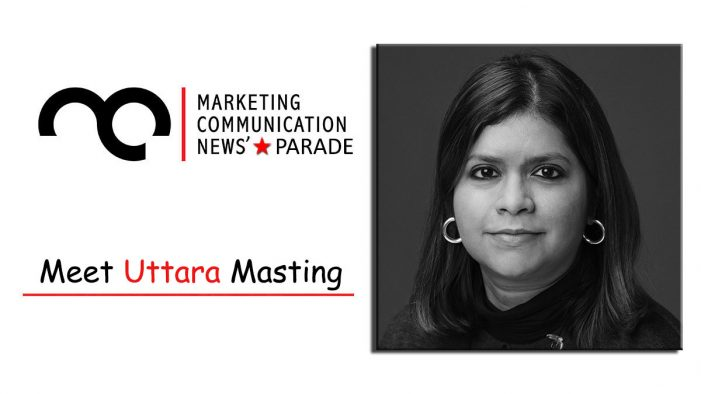 MarComm's Star Parade: Meet Uttara Masting