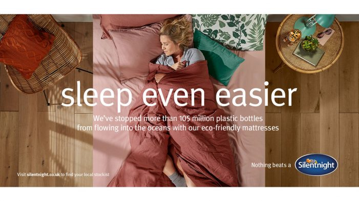 Dinosaur launches Nothing Beats a Silentnight campaign