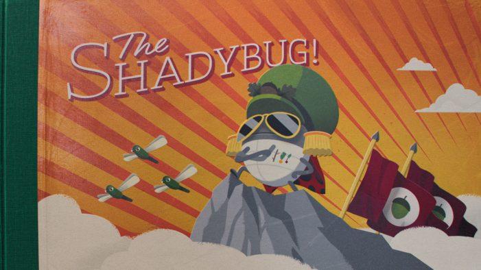 Ambassadors introduces a tiny Shadybug to the animated world of ASN Bank