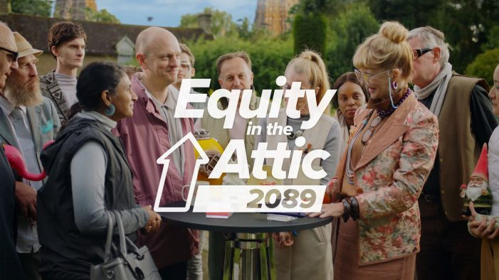 ANNA Money spoofs Antiques Roadshow to launch 'Equity for Mugs' campaign