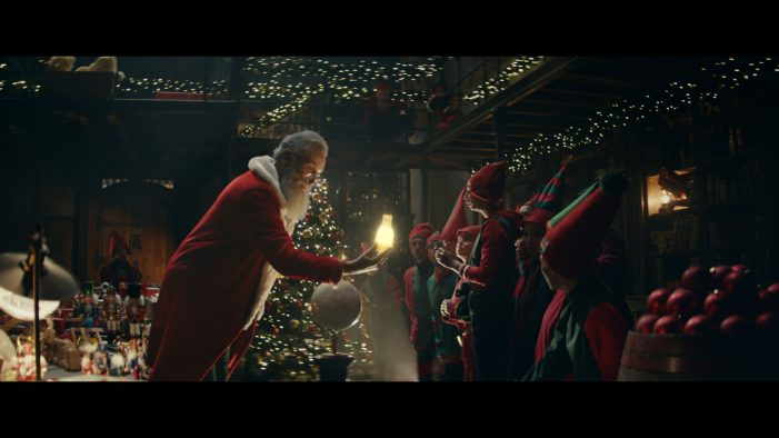 "Disneyland Paris' New Christmas Film – ""The Elixir"""