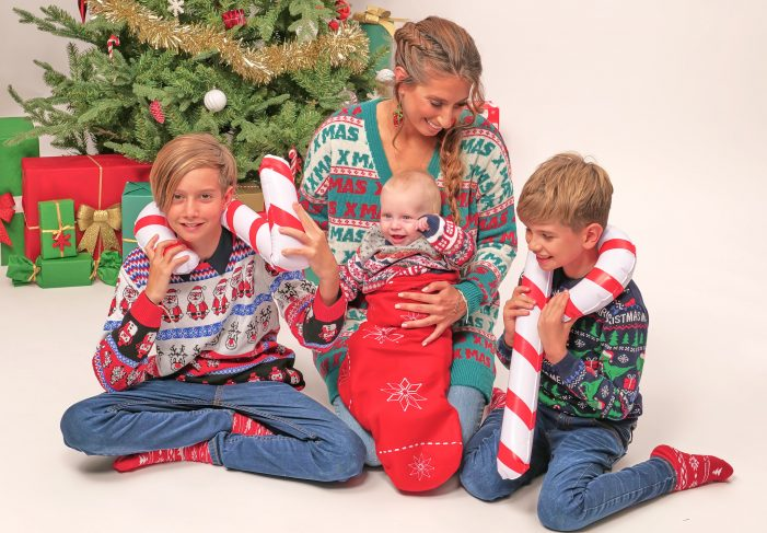 Card Factory Launch First Ever Christmas PR Campaign With Stacey Solomon & Joe Wash