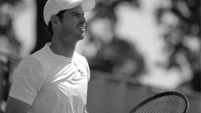 Williams Murray Hamm create campaign to launch Andy Murray sportswear partnership