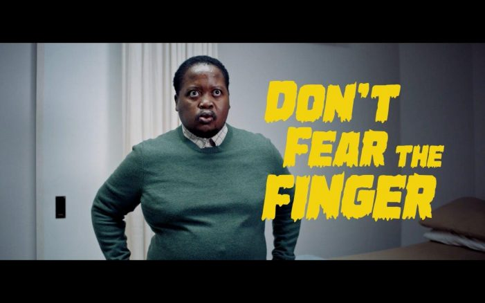 New campaign urges SA's men not too 'fear the finger'