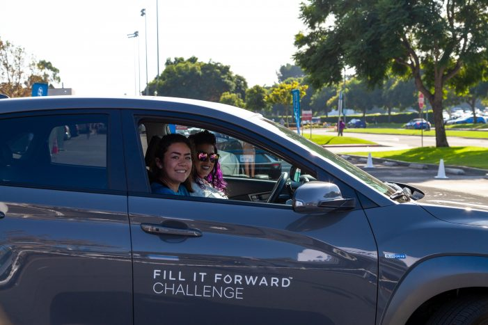 Hyundai Drives Towards a More Sustainable Future with College Campus Campaign