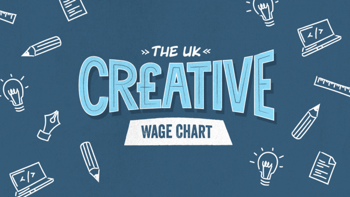 New research Reveals That 58% of Creative Jobs Are Paid Under The UK Average Salary