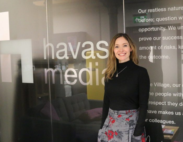 Havas Media Manchester boosts leadership team with appointment of Dentsu Aegis' Lucy Barnes as Strategy Partner