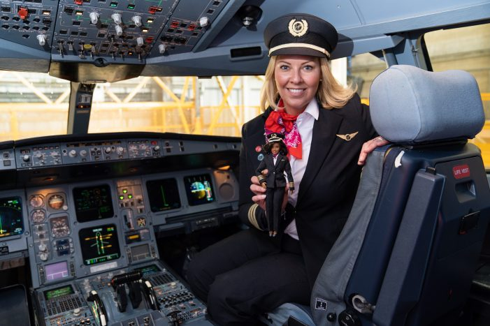 Virgin Atlantic Partners With Barbie UK to Inspire Girls To Explore Careers In Stem And Aviation
