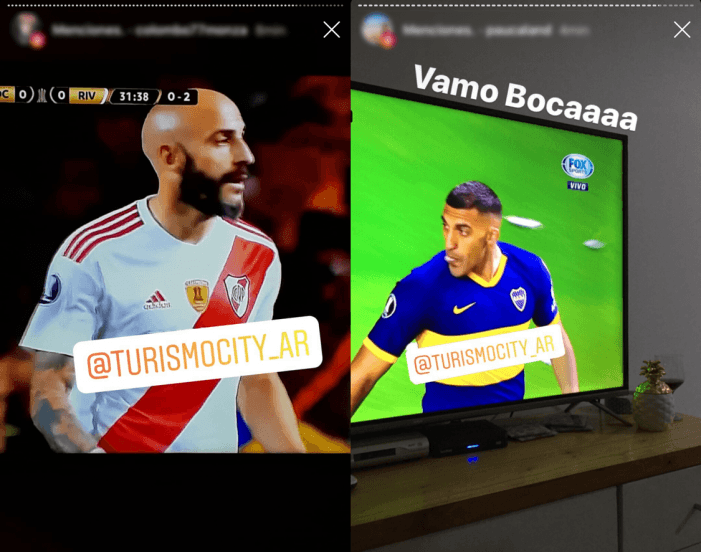 How to be on the shirts of the two most important Latin American soccer teams, without spending a penny
