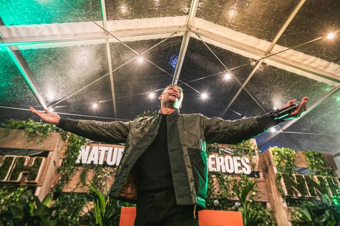 Timberland and Loyle Carner Partner For Urban Greening Campaign