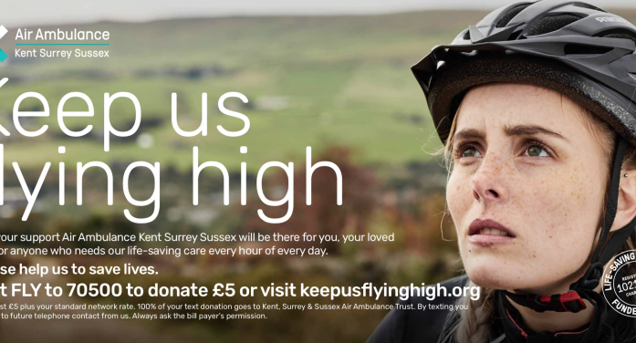 The Gate Shoots Powerful TV Advert For Lifesaving Air Ambulance Charity