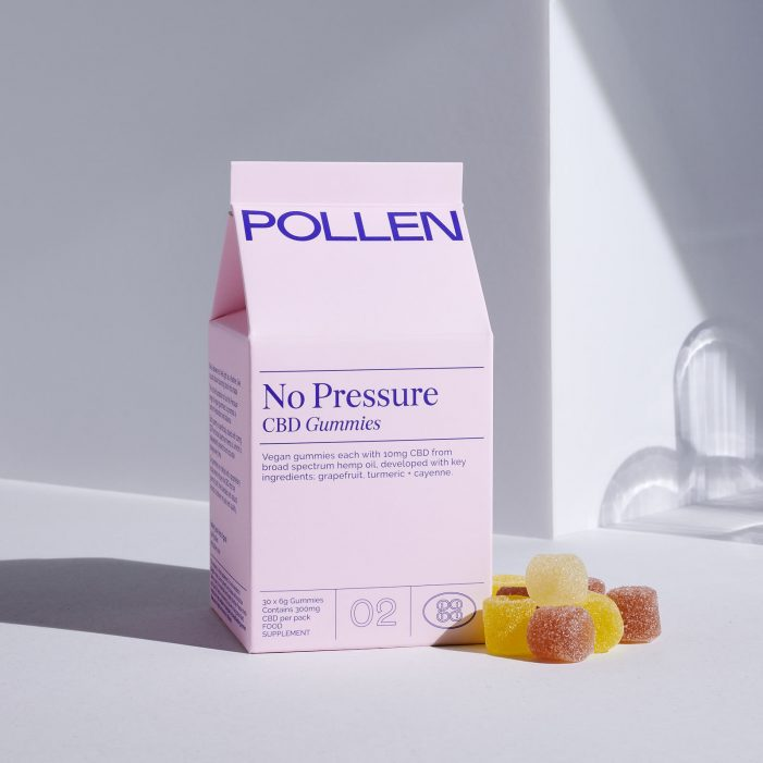 Melanie Goldsmith Launches New CBD Brand, POLLEN, To The UK