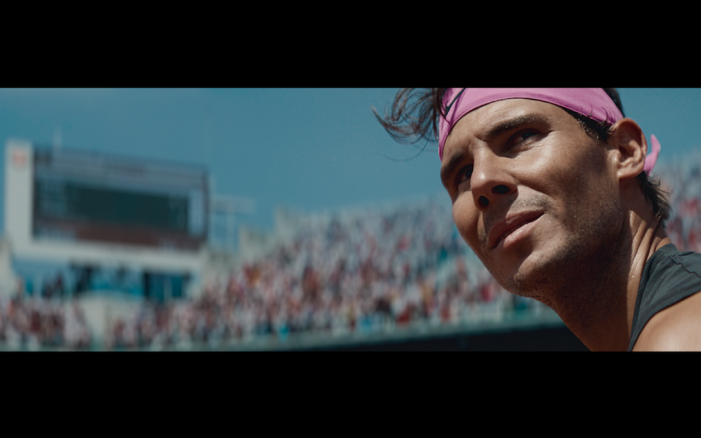 VIVO shows the strength of a great connection in its new film featuring Rafael Nadal
