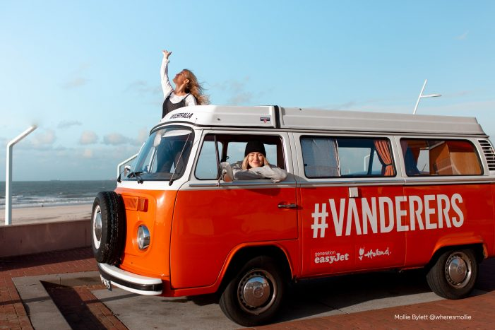 #vanderers: easyJet's first ever influencer-only campaign in the UK