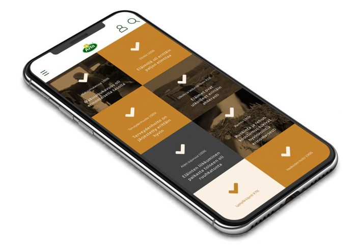 "Arla Finland announces AI app for animal welfare – ""We wanted to create the world's most transparent milk origin journey"""