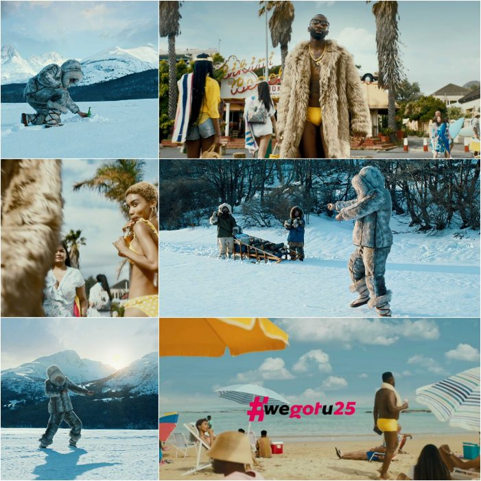 Egg Films goes to extremes – icy snow to sunny sand & sea – For MTN and Castle Lite