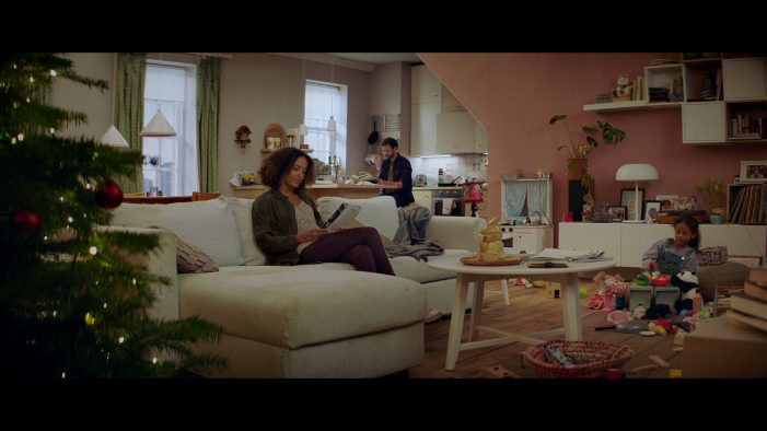 Ikea's First Christmas Advert Encourages Nation To 'Silence The Critics'