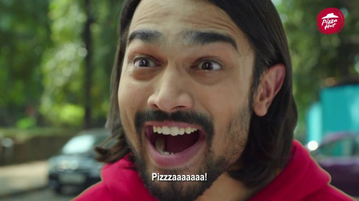 Pizza Hut launches its first ad with boldest campaign ever with Bhuvan Bam, a.k.a BB Ki Vines